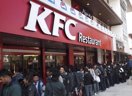 KFC Pizza Hut shut doors in Nepal