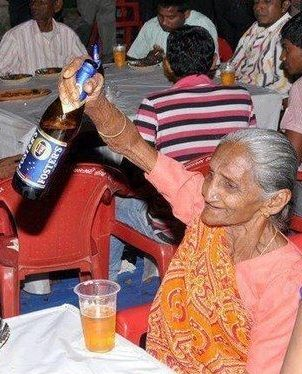 Great Beer (oops) Bihar Election
