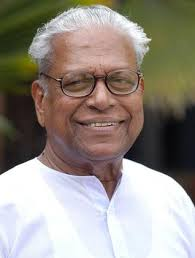 90 year young Chief Minister for Kerala?