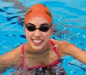 Anglo-Pakistani swimmer that's one of Pakistan's stars
