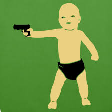Every week, one US toddler shoots someone!