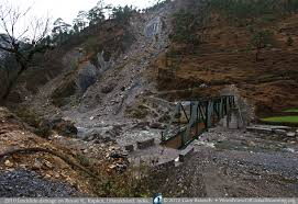 Heavy rainfall and landslides in Assam
