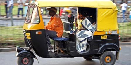 Auto-rickshaws and following Jesus