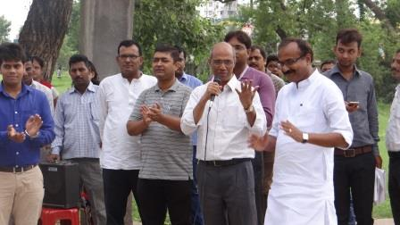 Xavier's Patna supports Mission One Crore Trees