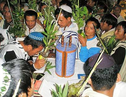 Will India lose its Lost Tribe of Israel?