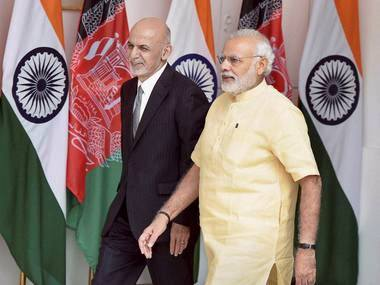 Pak shouldn't envy Indo-Afghan friendship: Ghani