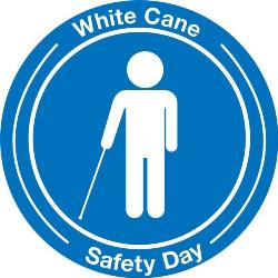 White Cane Day reminds people of their Humanity