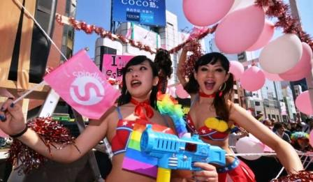 Everyday, Japan is more tolerant of Same- sex couples