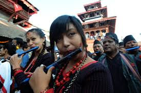Nepal's traditional Music Fest in Diwali Season