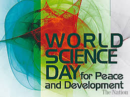 World Science Day for Peace and Development 2016