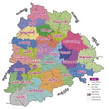 Telangana has 31 districts now