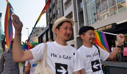 Japanese business embraces LGBT Community