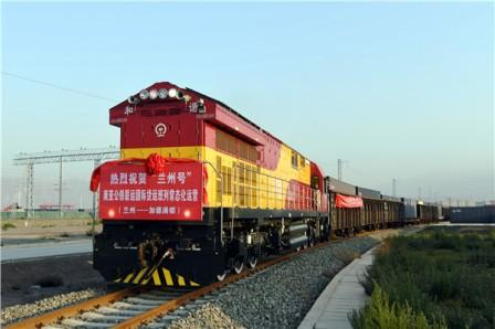China-South Asia freight line launched