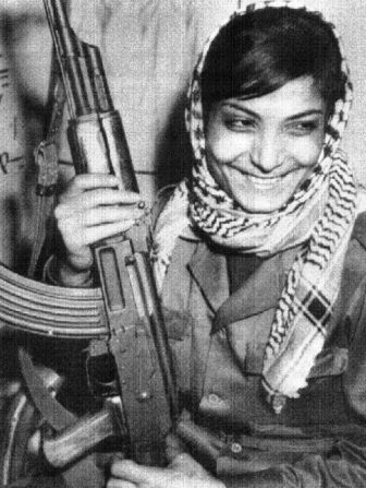 What's so new about female terrorists?