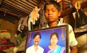 Orphaned kids appeal to farmers 'don't commit suicide!'