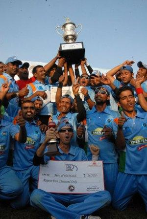India wins Twenty20 World Cup!