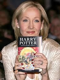Rowling takes Pot-shots at Twitter Trolls