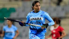 Sunita Lakra: century of International matches