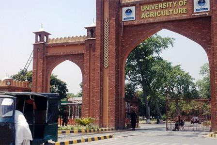 Pak Agriculture University to house Catholic Church