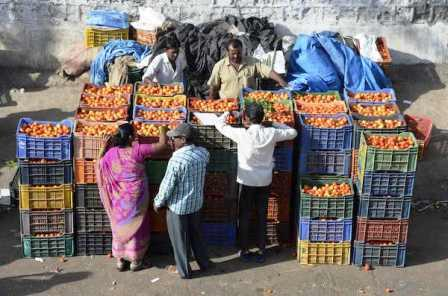 Vegetable Strike in Gosai Tola: poking holes our pockets