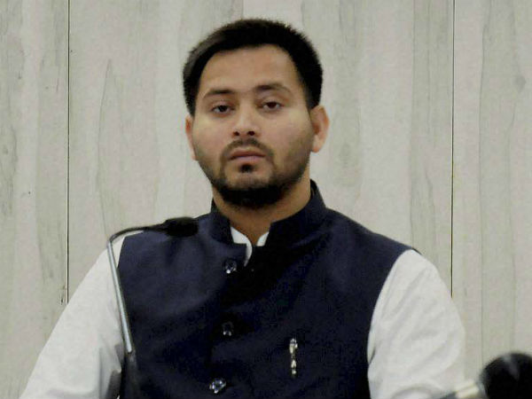 Why is Tejaswi Yadav being made a target?