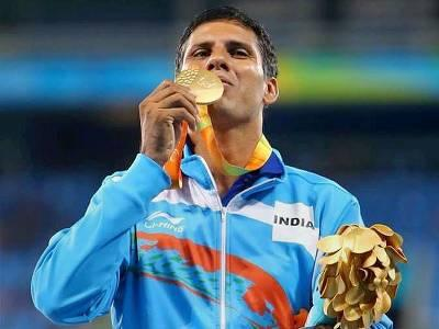 Paralympian for India's highest Sports Award