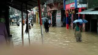 Poor drainage, garbage overload and waterlogged Patna