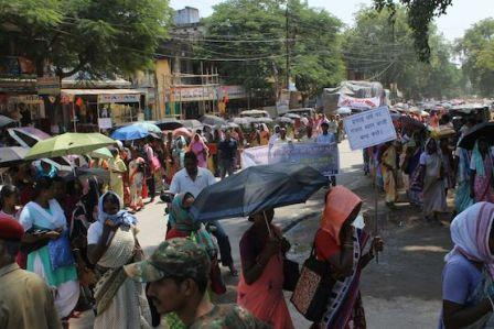 Christians being arrested under false charges in Jharkhand?