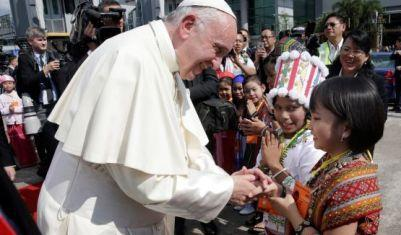Modi may invite Pope Francis to India, after all!