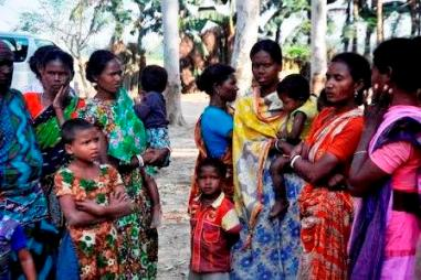Tribal Santals' plight in Bangladesh