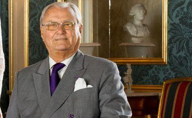 Prince Henrik, 83 dies, never named a king!