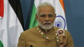 Grand Collar for Indian Prime Minister