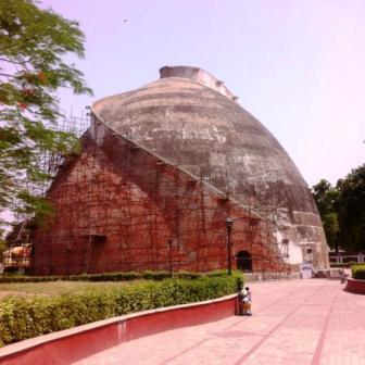 No more climbing up Bihar's Golghar