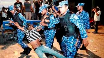 India dithers over Maldives crisis