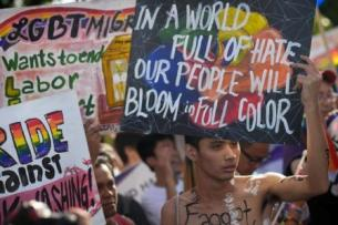Filipino Catholic school students affirm LGBT rights