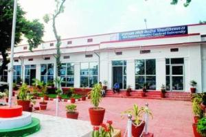 MGC University, Bihar  gets 10 percent land: Happy!