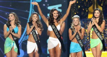 Miss America won't wear bikinis, evening gowns!