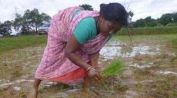 Women Farmers demand Recognition, Justice!