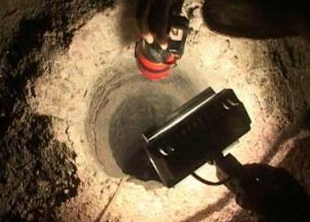 Child rescued from Borewell in Bihar