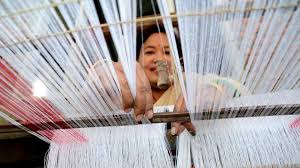 Handloom getting its charm back