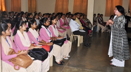 Pre-Placement joining sessions held at PWC