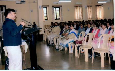 Patna Women's College organized Campus Placement by Concentrix, Gurgaon