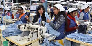 Textile industry advertises Job Loss!
